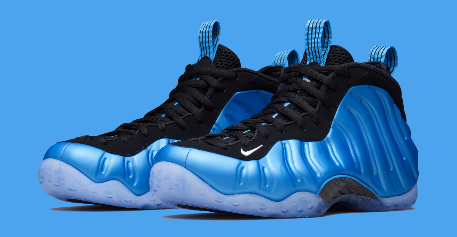 50% off sells super specials Nike Air Foamposite One University Blue - Official Images - Air 23 ...