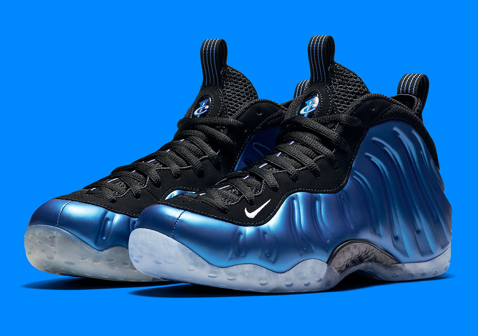 online store 6b32d 2a831 Hot Nike Air Foamposite One Dark Neon Royal