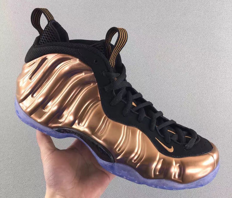 502749762f9ca nike air foamposite one copper. Nike Air Foamposite One Color  Black Metallic  Copper Style  314996-007