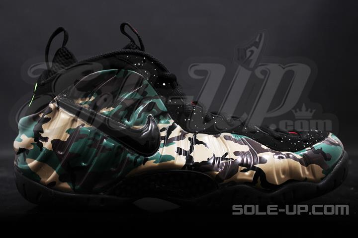 official photos a366c 5ff82 buy nike foamposite army camo white camo 5d38f 0cadd