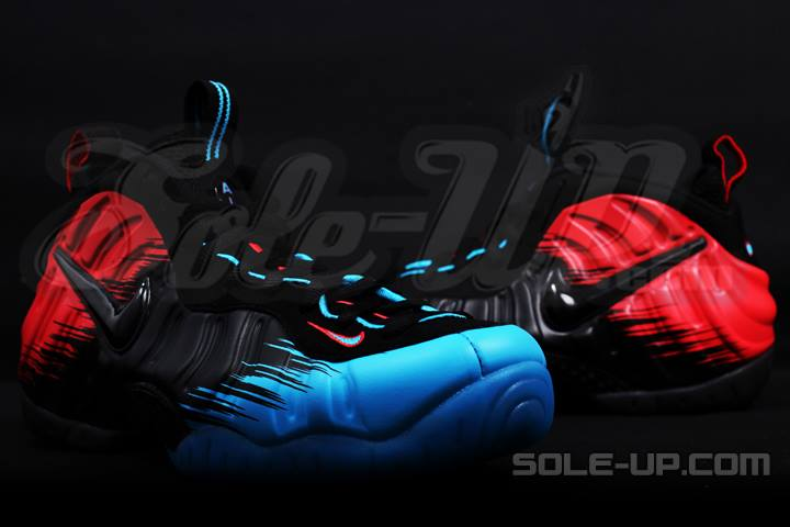 4773d2add82 Blue and red graphics have been used up top as well. This colorway will drop  sometime in 2014
