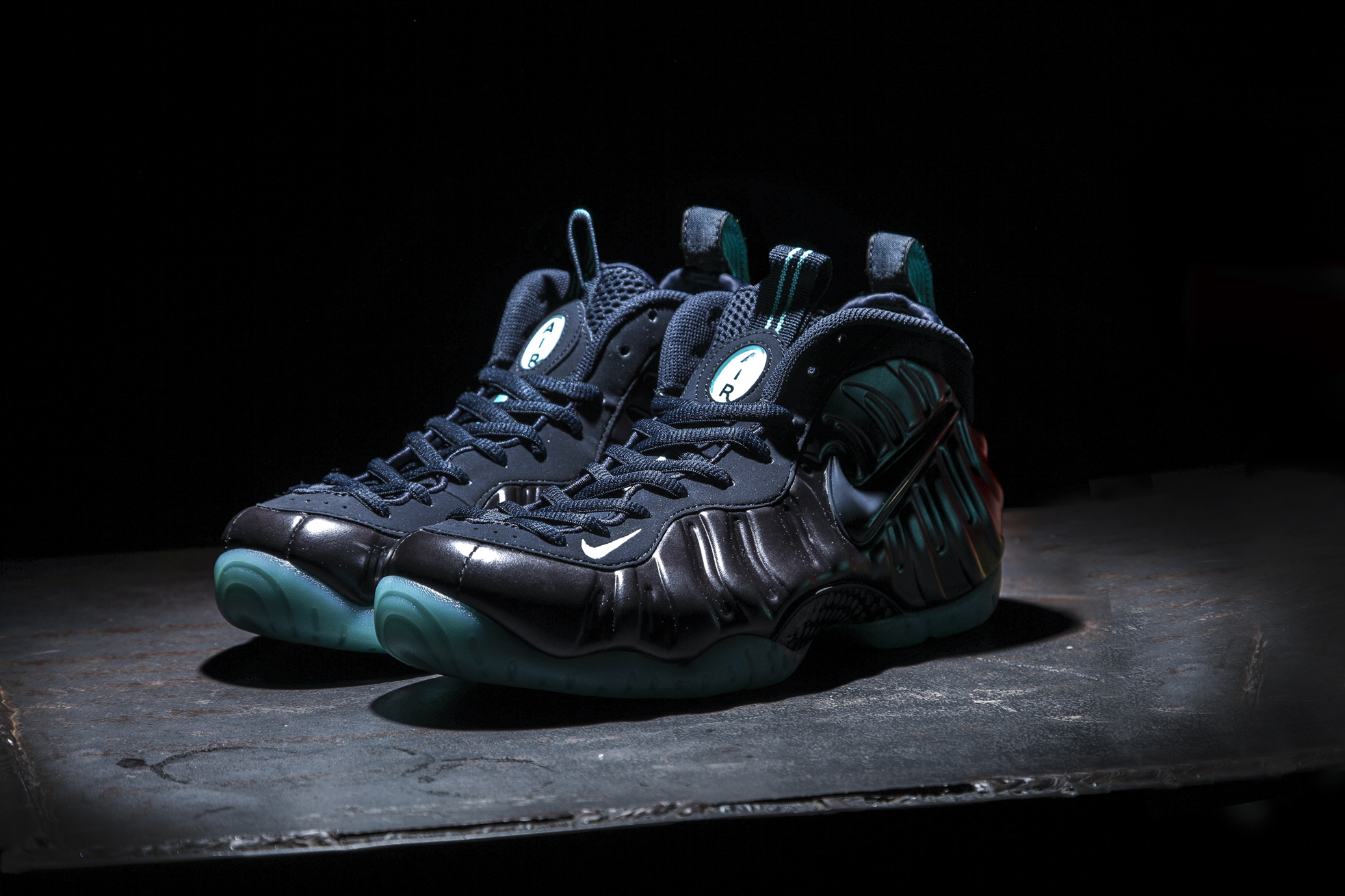 """5ccf283098c The Nike Air Foamposite Pro """"Aqua"""" is scheduled to release in Asia"""