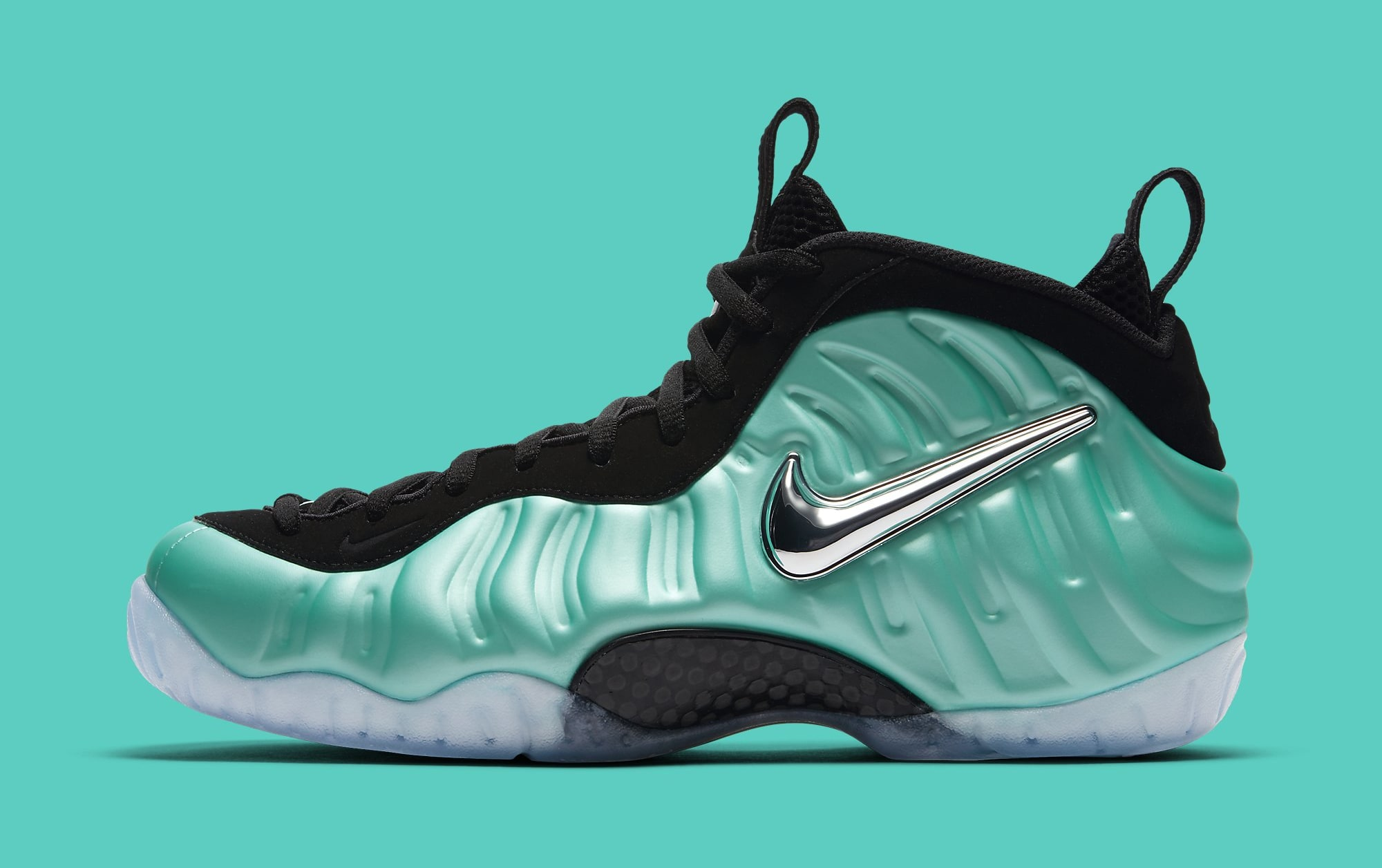 online store b8a04 dff24 Nike Air Foamposite Pro Island Green Releases this Friday ...