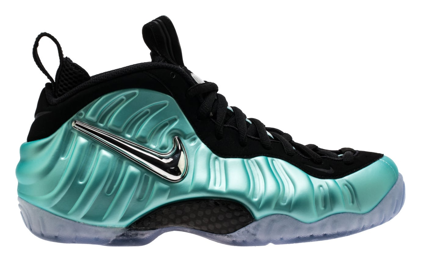 9c5a99087c0e9 Nike Air Foamposite Pro Island Green Releases this Friday - Air 23 ...