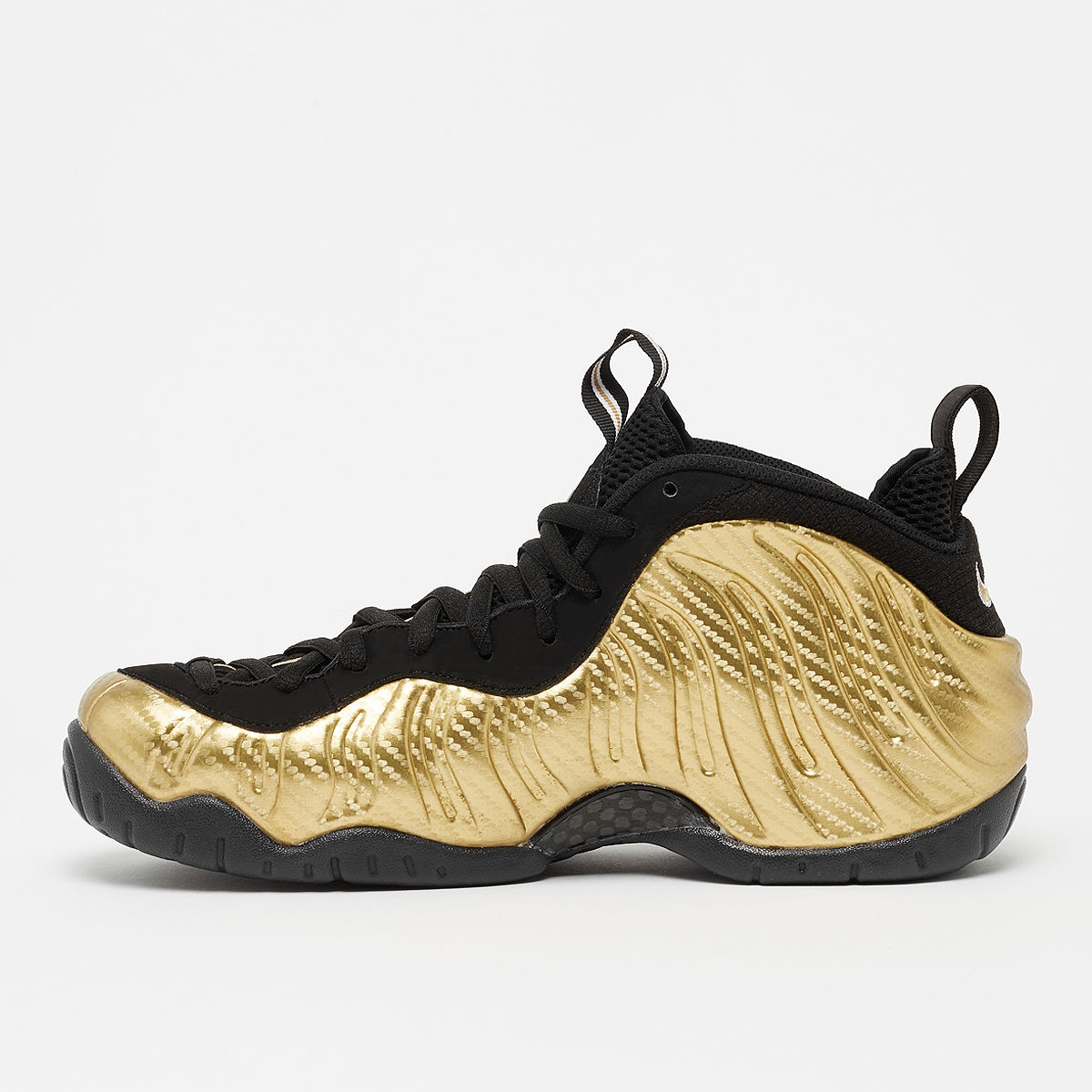 hot sale online d7344 80554 Nike Air Foamposite Pro Color  Metallic Gold Black-Black-White Style  624041 -701. Release Date  10 19 2017. Price   230.00