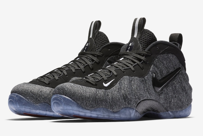 nike air foamposite pro tech fleece