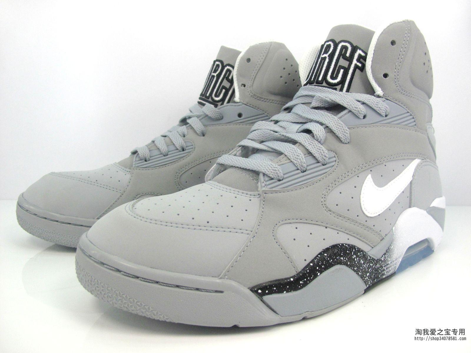 nike shox avis de Hyperballer - Nike Air Force 180 High \u0026quot;Wolf Grey\u0026quot;