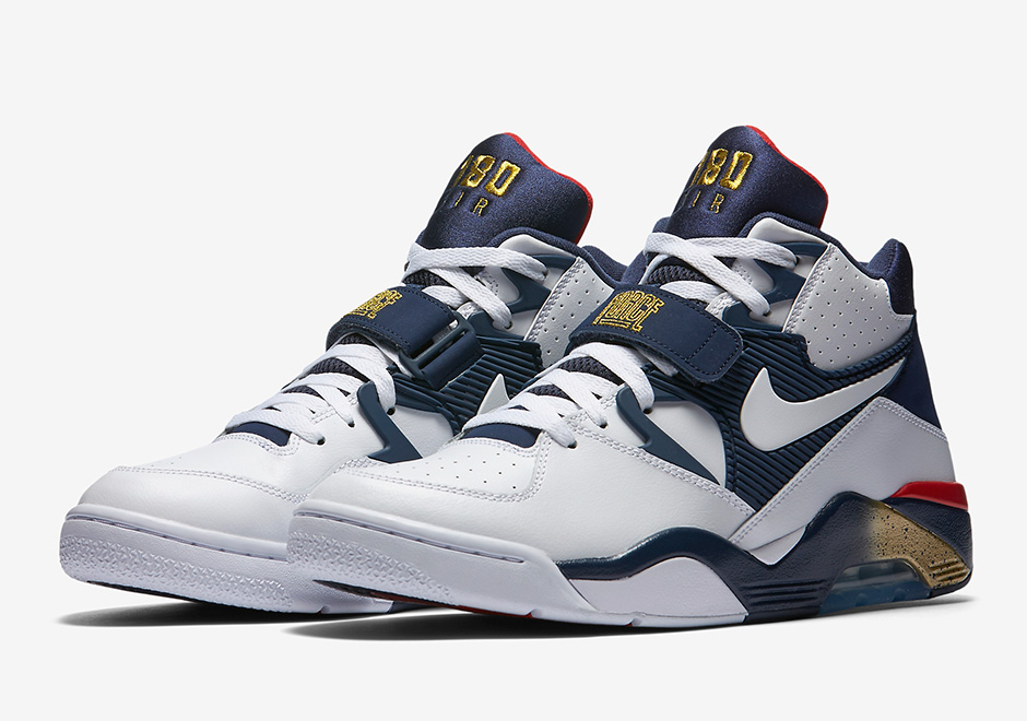 quality design 493aa 004ee nike air force 180 olympics 2016
