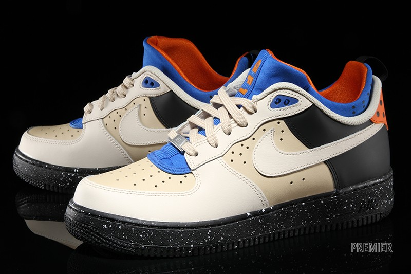 ... Nike Air Force 1 CMFT Mowabb Color: Sand Dune/Copper Flash-Black Style  ...