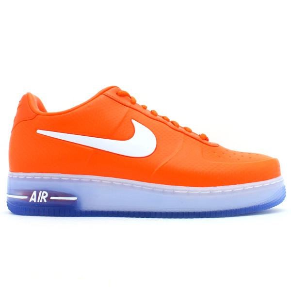 607ab459c403e Nike Air Force 1 Foamposite Low - Safety Orange White