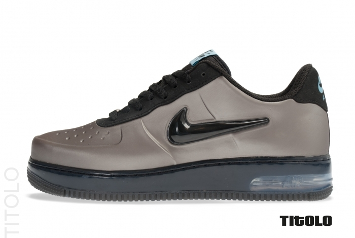 6002aca5fab Nike Air Force 1 Foamposite Low Color  Pewter Pewter Style  532461-001.  Release  10    2012