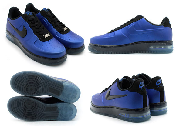 Nike Foamposite Air Force 1 For Sale
