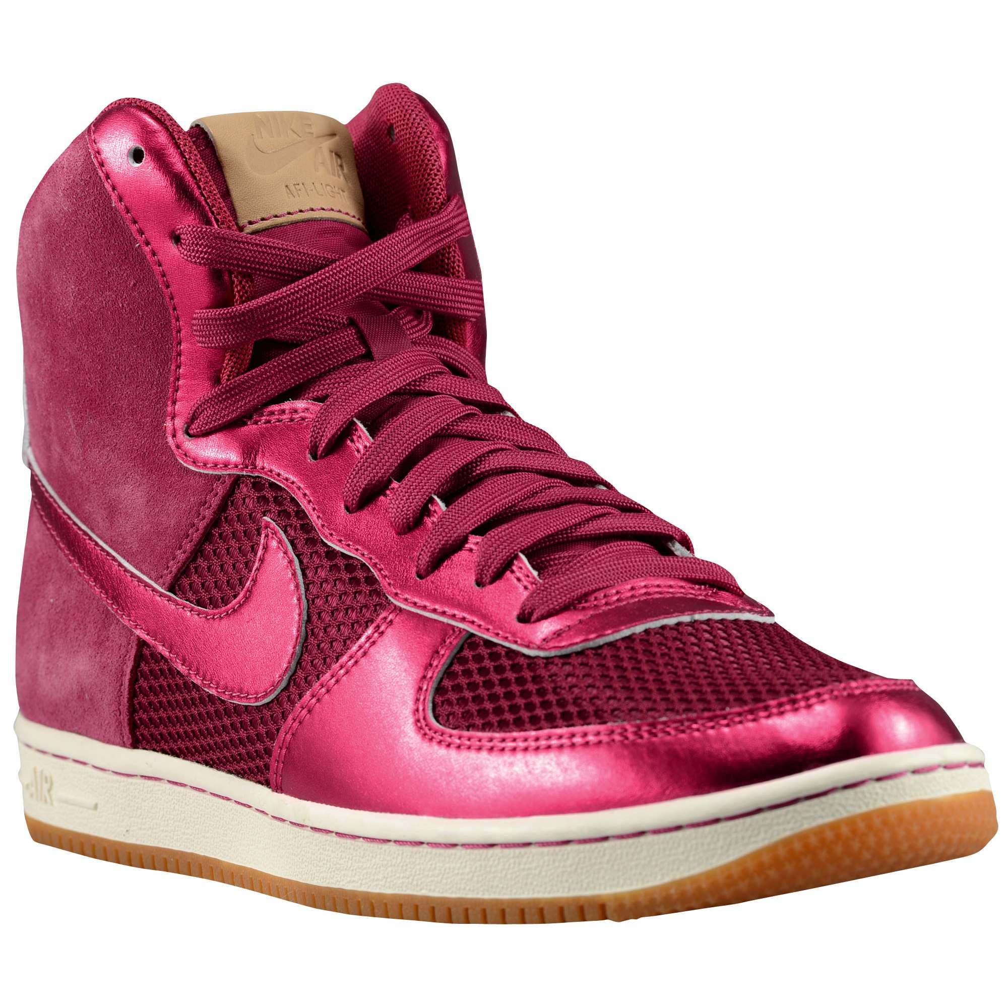 nike air force 1 light high womens rave pink. Black Bedroom Furniture Sets. Home Design Ideas