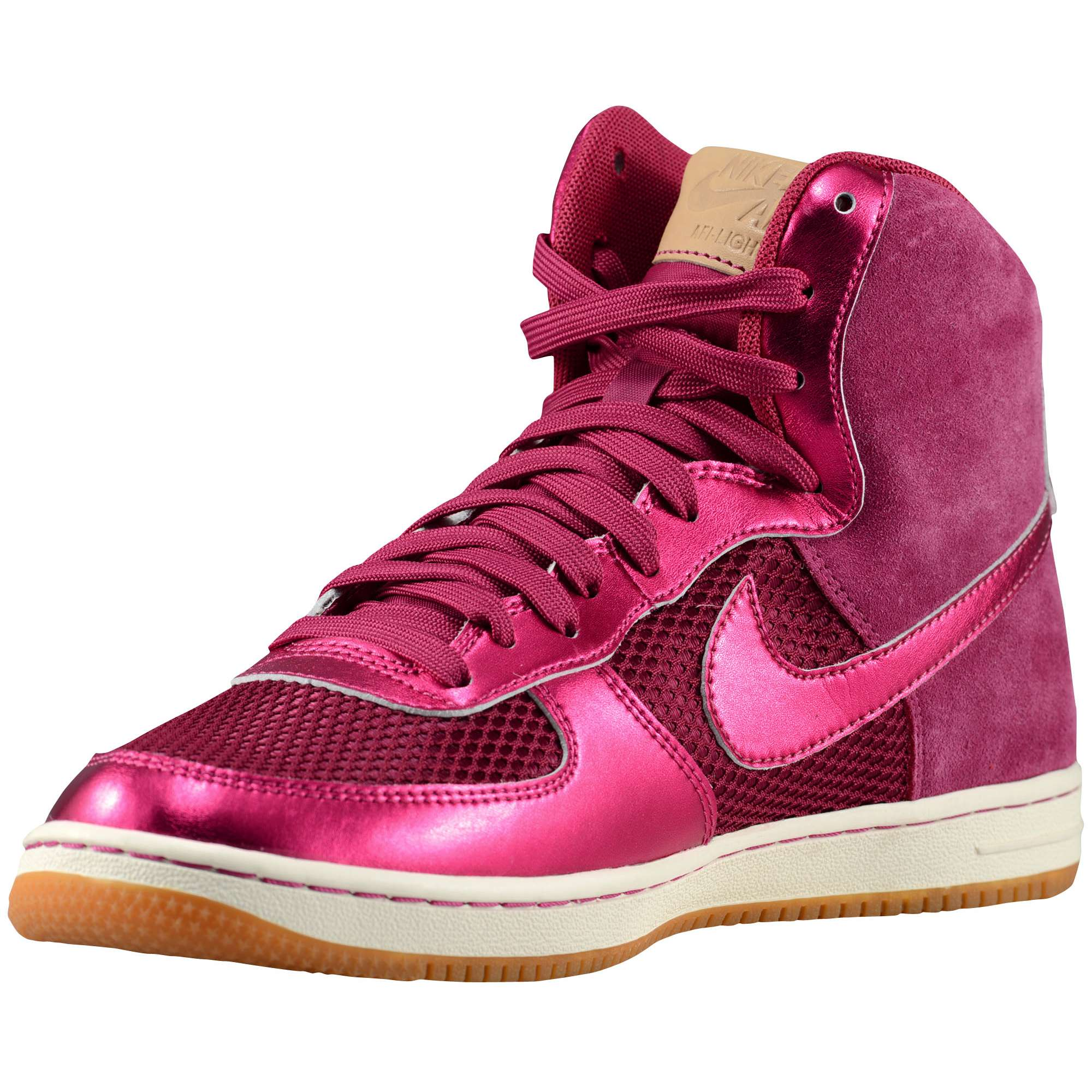Nike Air Force 1 Light High Womens - Rave Pink 5e16708447