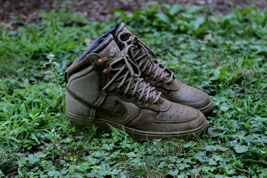 new product 8b32e 16c9b ... boot deconstruct; nike air force 1 military raw umber ...