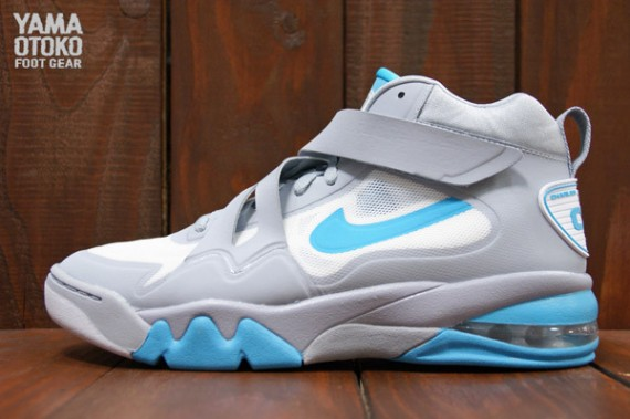 f670d9784a7 Nike Air Force 1 Max CB 2 Hyperfuse Color  Wolf Grey White-Gamma Blue  Style  616761-002