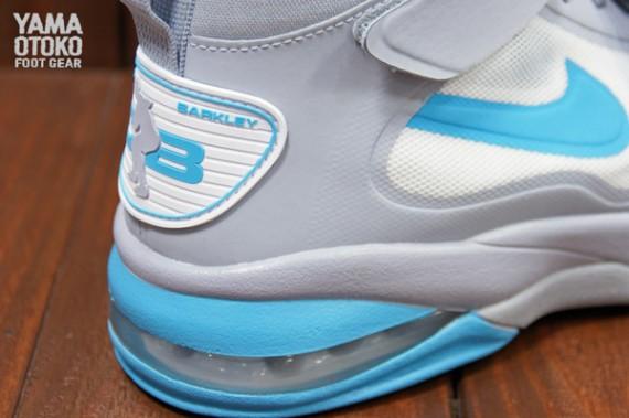 Nike Air Force Max CB 2 Hyperfuse – Wolf GreyWhite Gamma Blue