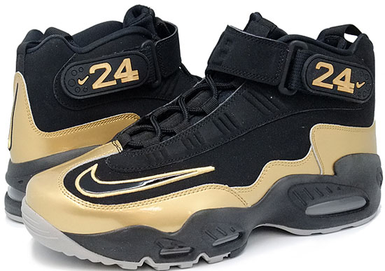 bb9b675b0f6f Nike Air Griffey Max 1. Color  Black Black-Metallic Gold-Black Style   354912-006. Release  06 08 2013. Price   140.00