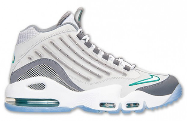 best sneakers 4435a 4b941 Nike Air Griffey Max 2. Color  Pure Platinum White-Cool Grey Style   442171-004. Price   150.00