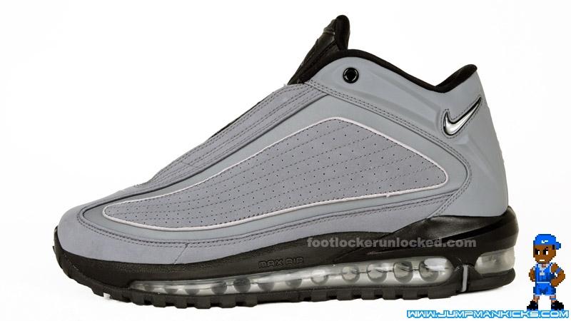b89b91aaa143e9 Nike Air Griffey Max 2 GD Cool Grey Black - Air 23 - Air Jordan ...