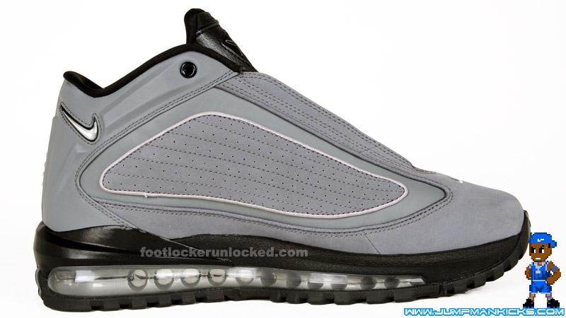 promo code 22907 e9c97 Used Worn Size 9 Nike Air Griffey Max 2 II Shoes Black, White, Fresh Water