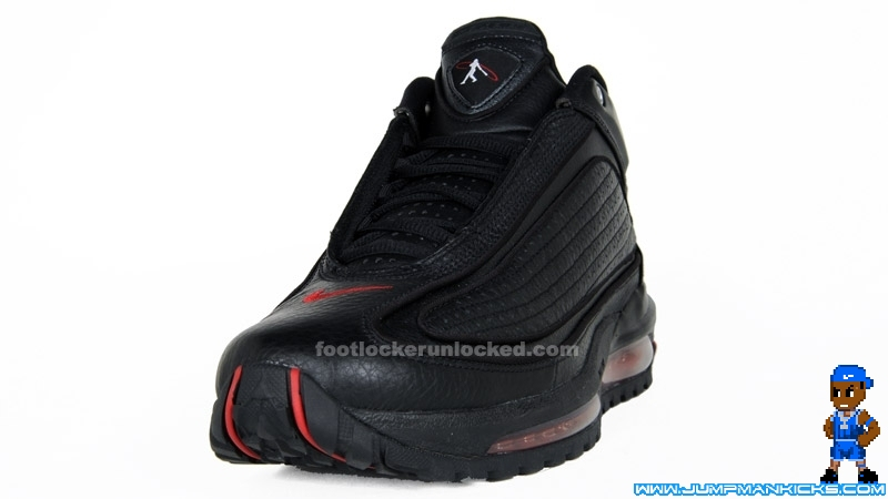 Men s Nike Air Ken Griffey Max GD 2 II Shoes Sneakers 395917-001(Sz 9)  Black Red 125800a48