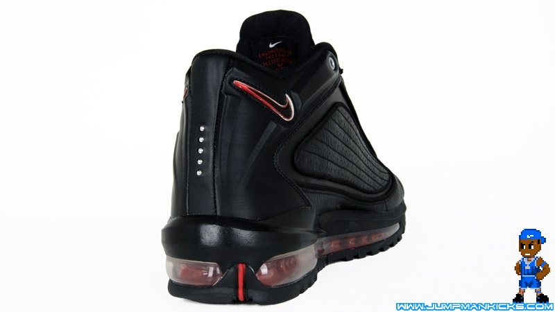 337611bb28 ... free shipping mens nike air ken griffey max gd 2 ii shoes sneakers  395917 001sz9 black