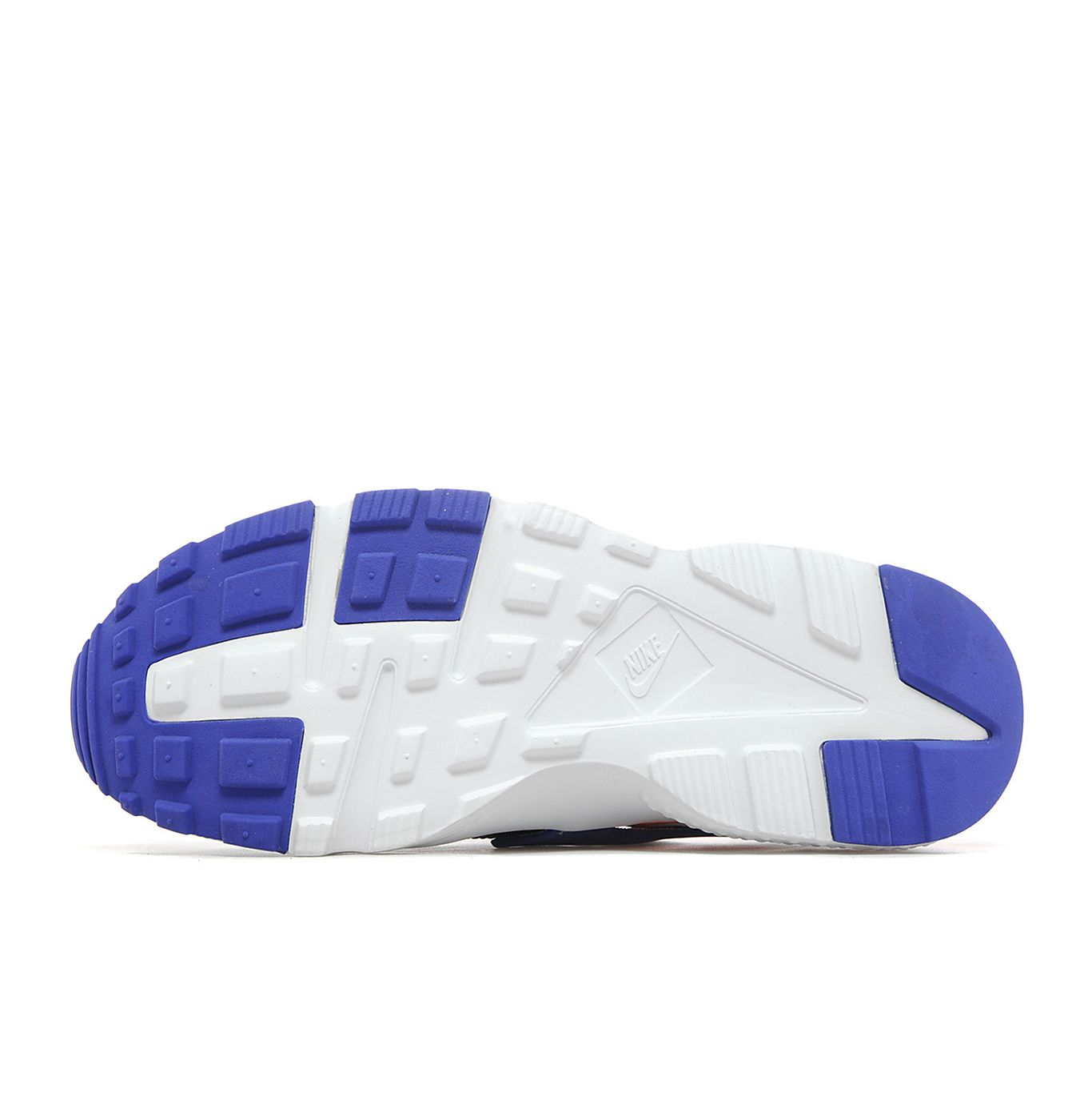 49668dcd223f The sole has been molded in white and violet to complete the color palette.  You can grab a pair now at JD Sports. Genuine Women Junior Nike Air Huarache  ...