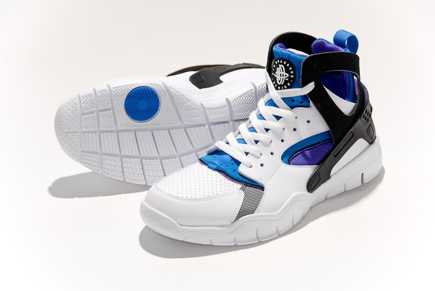 separation shoes 188ed 5fe3b Nike Air Huarache Free Basketball 2012 QS