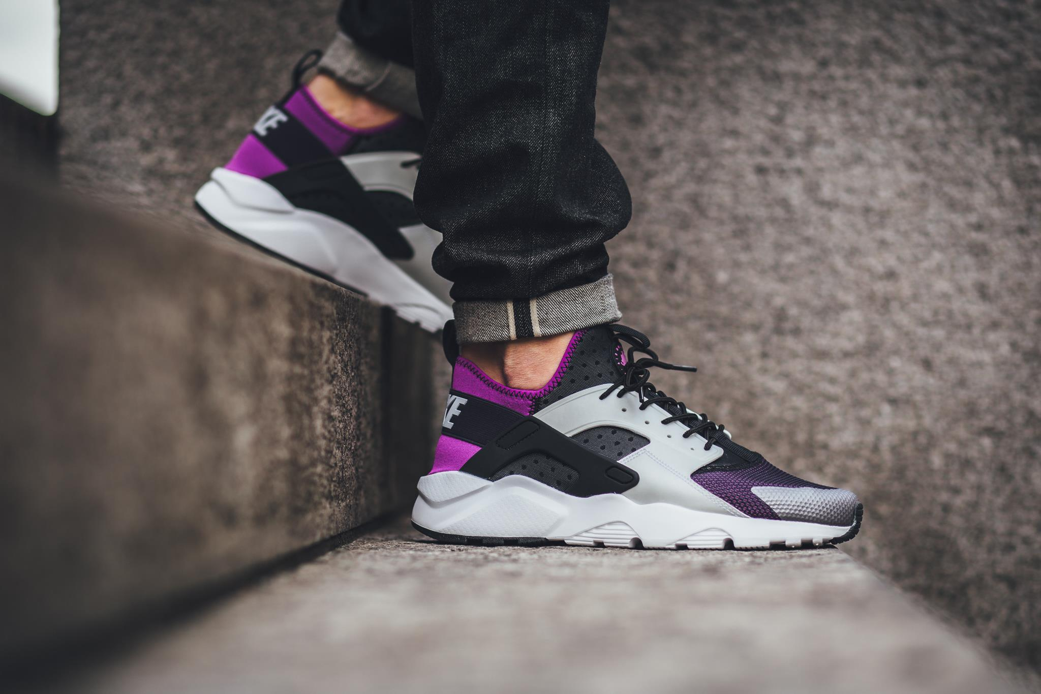 beadbe5897ac7 Nike Air Huarache Run Ultra Purple Dynasty - Air 23 - Air Jordan ...