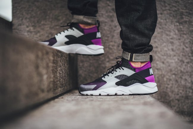 nike air huarache run ultra purple dynasty