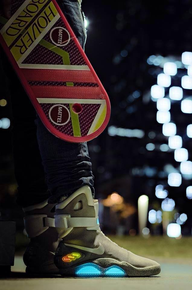 Nike Air Mag to Receive Power Laces in 2015 b7e16f38e026