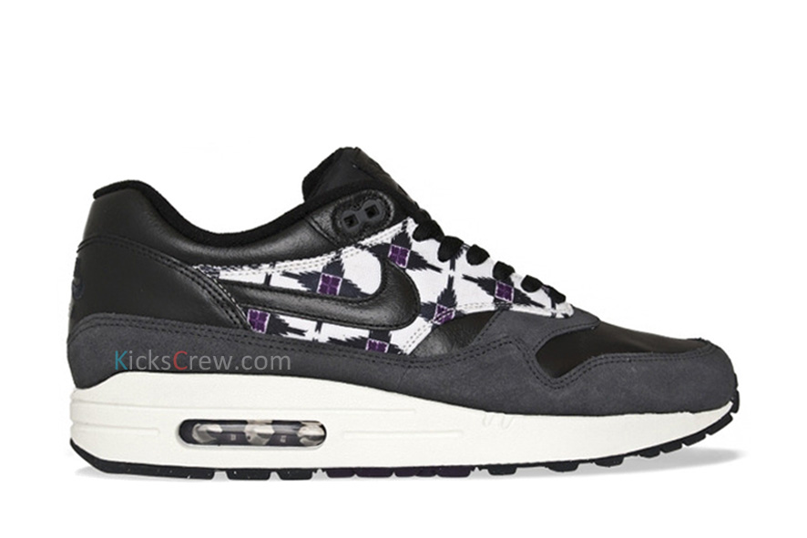 41481597197 Nike Air Max 1. Color  Black Black-Sail-Anthracite Style  308866-024