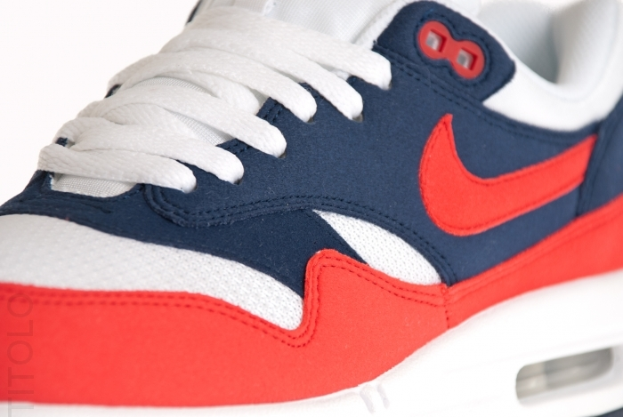 Nike Air Max 1 Mid NavyAction Red Neptune Blue