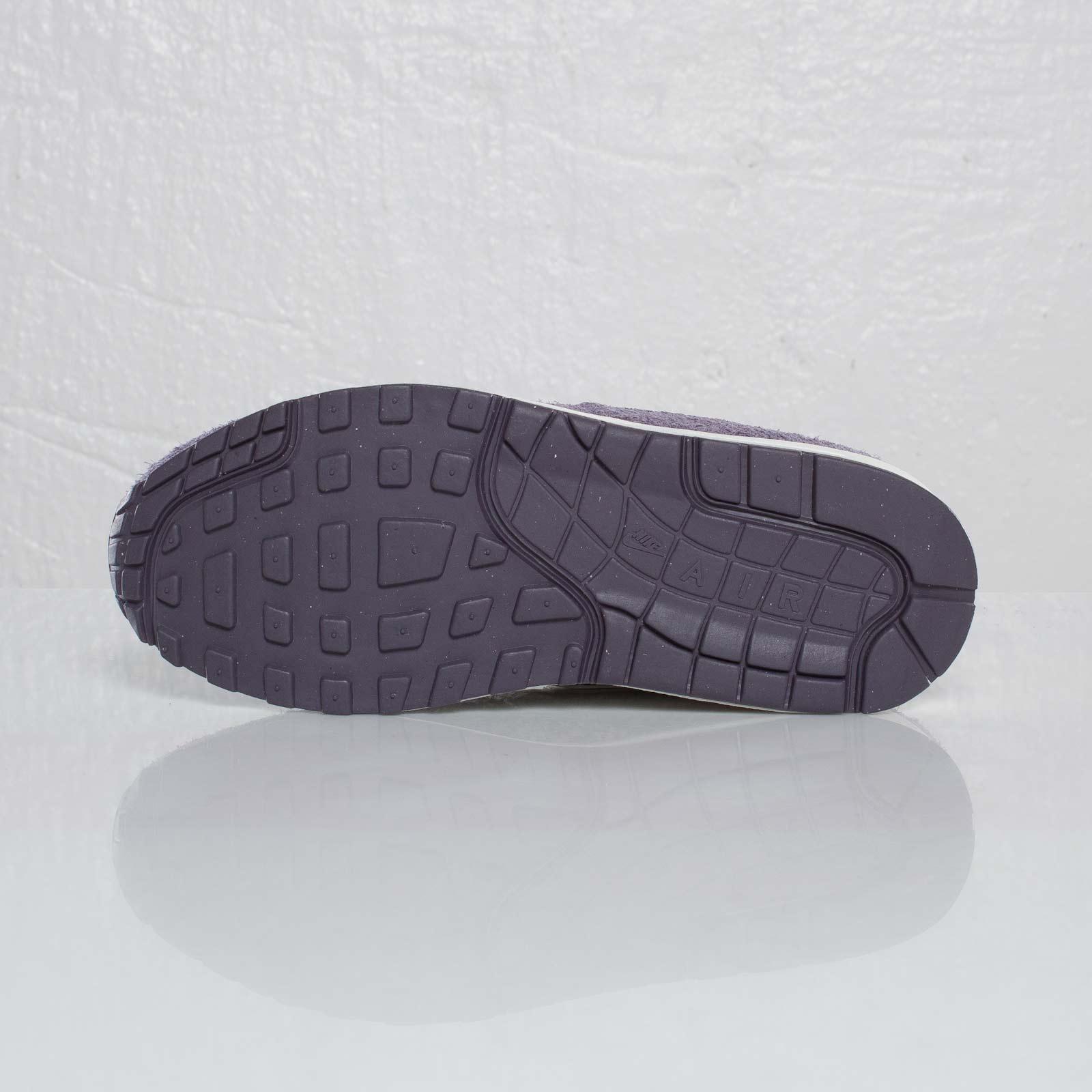 """c4b659bdee Nike Air Max 1 """"Liberty of London"""" Dark Plum/Sail-Sunlight Style: 528712-501"""