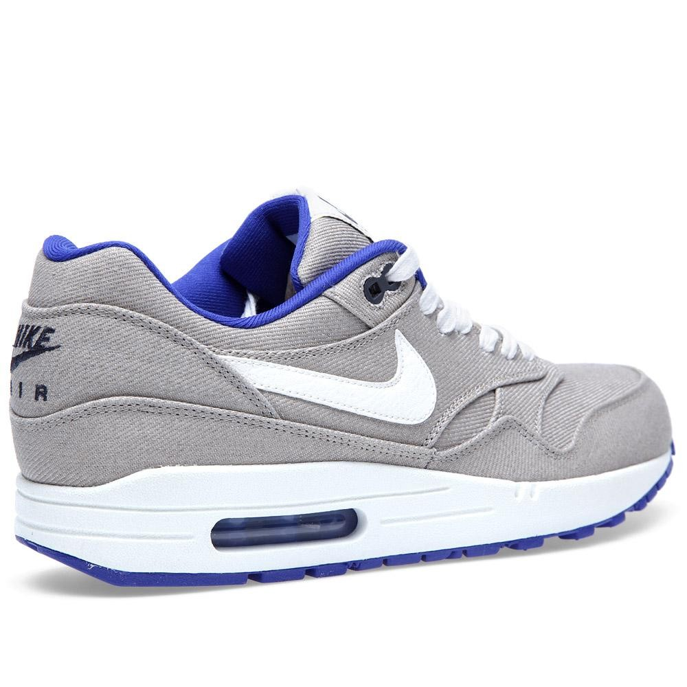 d18a54e9f5e Nike Air Max 1 Denim Black