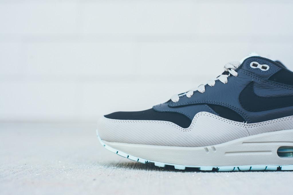 sale retailer 4f55d 30d69 Nike Air Max 1 - Dark Ash   Dark Grey - Air 23 - Air Jordan Release Dates,  Foamposite, Air Max, and More