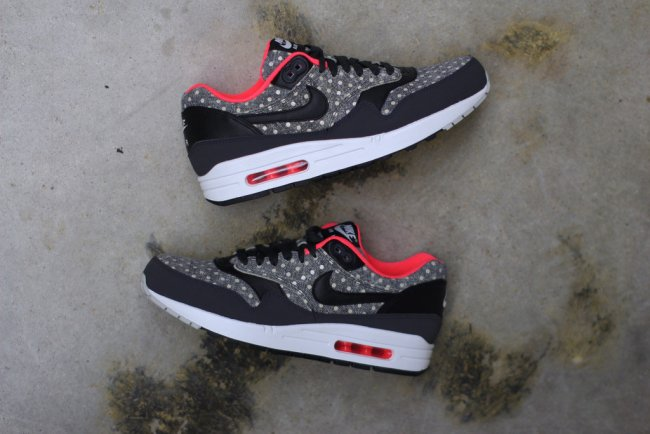 official photos bff22 8b3e2 NIKE AIR MAX 1 LTR PREMIMUM POLKA DOT MEN SIZE 10
