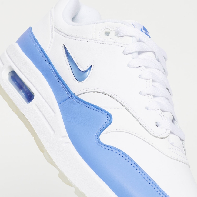 nike air max 1 jewel university blue