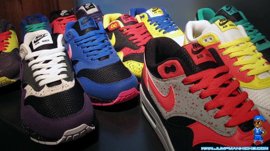 d1738c62192ee2 Nike Air Max 1 ID Now Available for Customization - Air 23 - Air Jordan Release  Dates