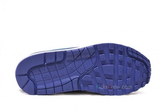 Nike Womens Air Max 1 Wicked PurpleCool Mint White Air 23