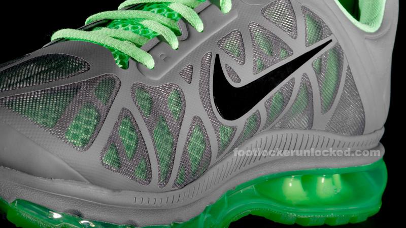 db52112f75 Nike Air Max 2011 Cool Grey/Neon Green - Air 23 - Air Jordan Release ...