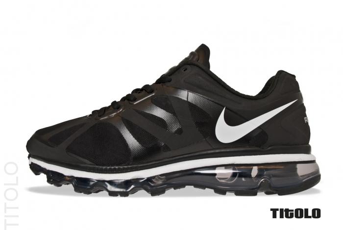 promo code db8ce d453b Nike Air Max 2012 Black Pure Platinum