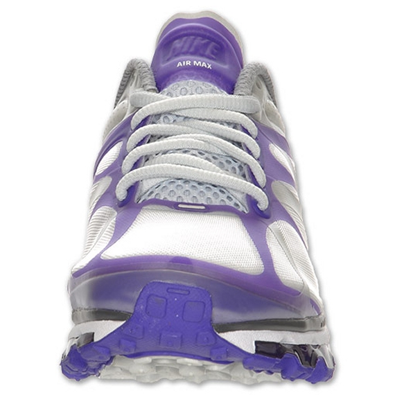 Nike Womens Air Max 2012 PlatinumPure Purple