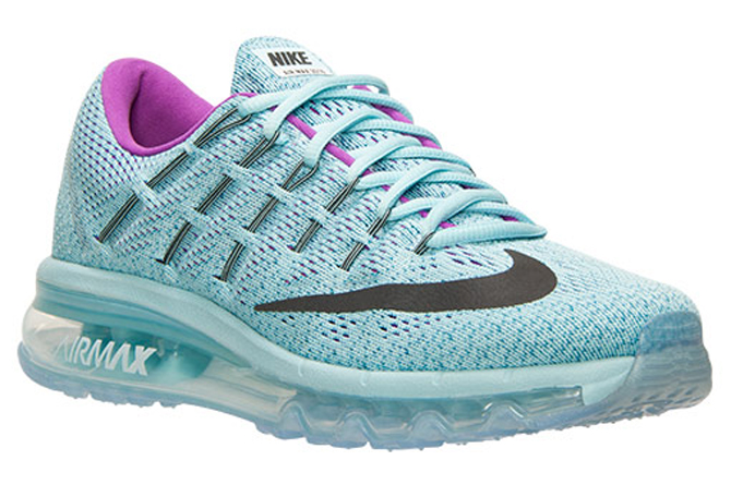 Nike Women\u0027s Air Max 2016 - Copa / Black-Blue Lagoon - Air 23 - Air Jordan  Release Dates, Foamposite, Air Max, and More