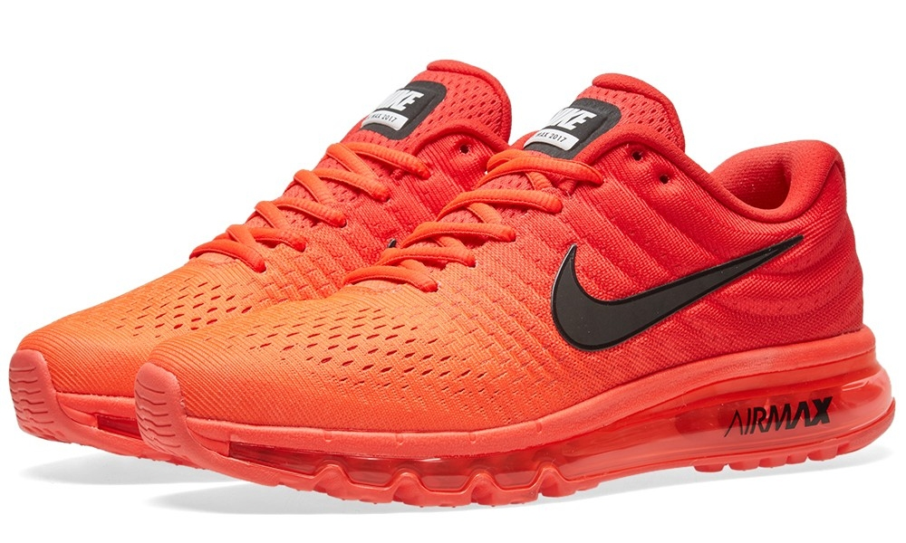 uk availability 2e5a1 8b874 nike air max 2017 bright crimson 849559-602