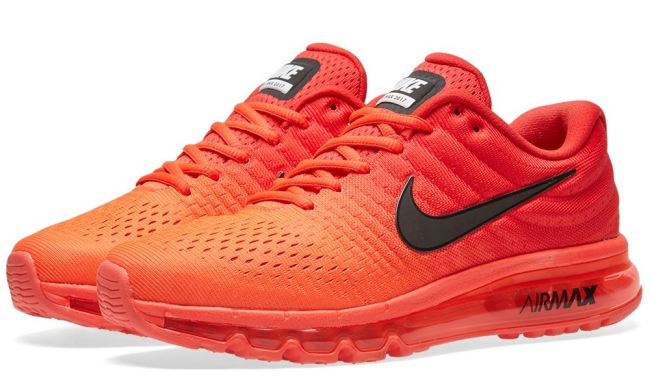 nike air max 2017 bright crimson 849559-602
