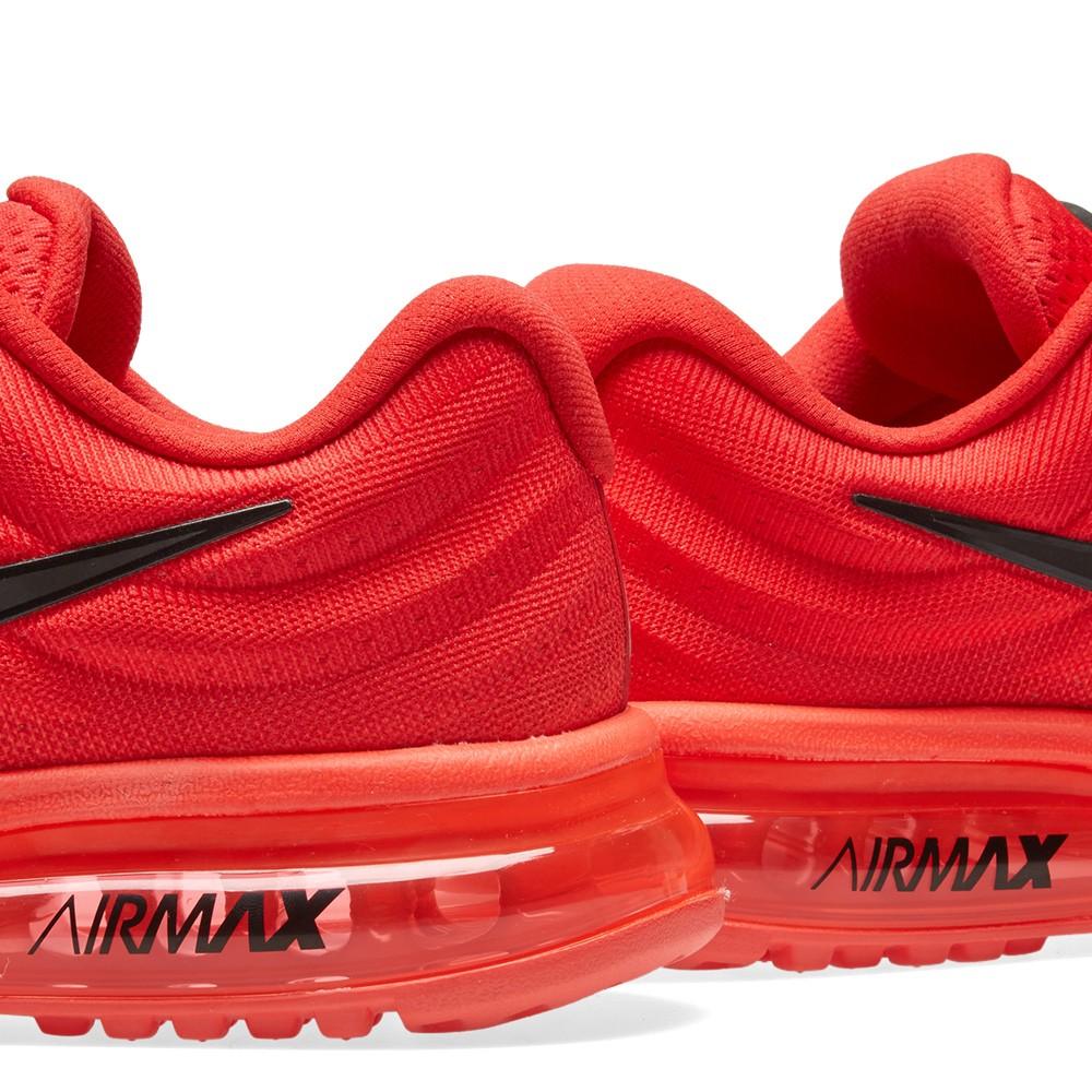 air max 2017 red