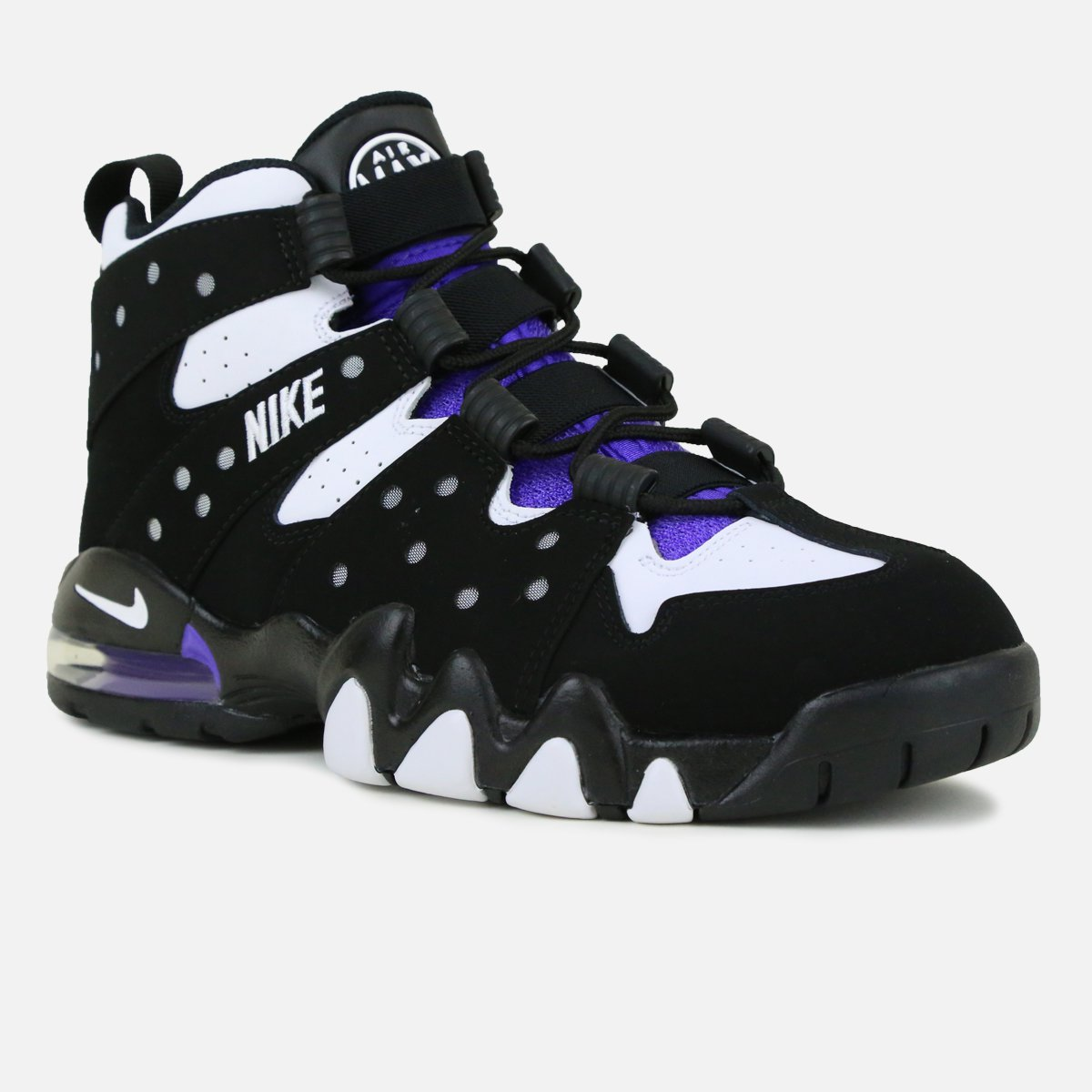 new concept af22f 17463 Nike Air Max 2 CB  94 – Black   Pure Purple-White – Images, Release Date