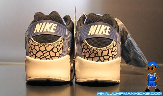 Nike Air Max 90 ID Elephant Print Size 9.5   eBay